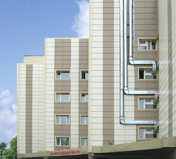 Возобновлены работы по реконструкции городского родильного дома №1, в г. Петропавловск–Камчатский
