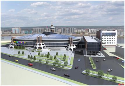 Cпортивный комплекс, Якутия