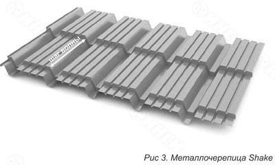 Инструкция по монтажу металлочерепицы. Типы металлочерепицы.